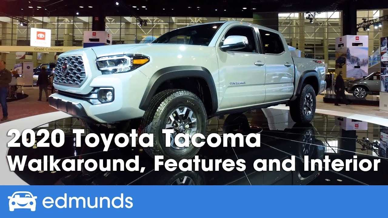 38 Best Toyota Tacoma Hybrid 2020 Specs And Review