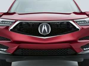38 New 2019 Acura Rdx Forum Price and Release date