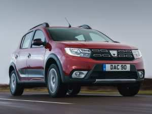 38 New 2019 Dacia Sandero Stepway Redesign and Review