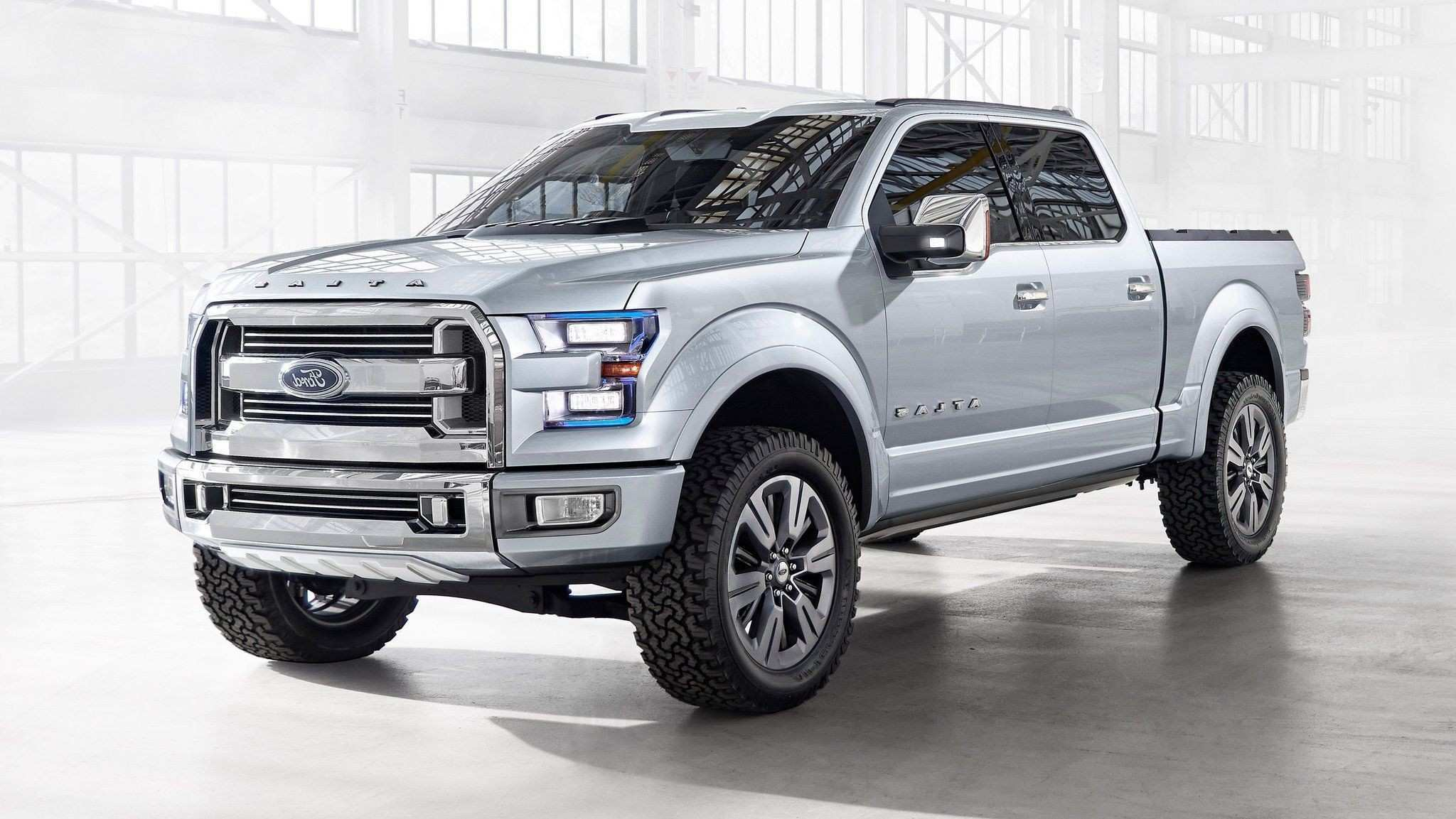 38 New 2019 Ford Atlas New Review