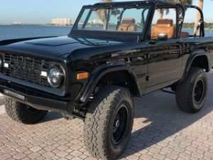 2019 Ford Bronco Pictures
