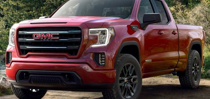 38 New 2019 Gmc Release Review And Release Date
