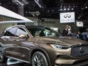 38 New 2019 Infiniti Concept Release Date