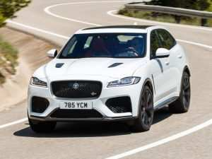 38 New 2019 Jaguar F Pace Changes Price Design and Review