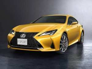 38 New 2019 Lexus Coupe Specs and Review