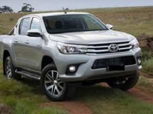 38 New 2019 Toyota Hilux Facelift Pictures