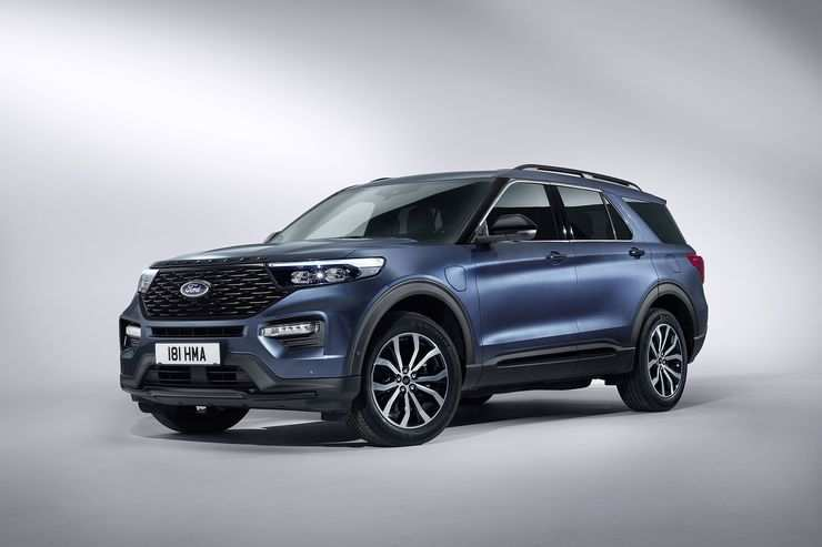 38 New 2020 Ford Explorer Design Exterior and Interior