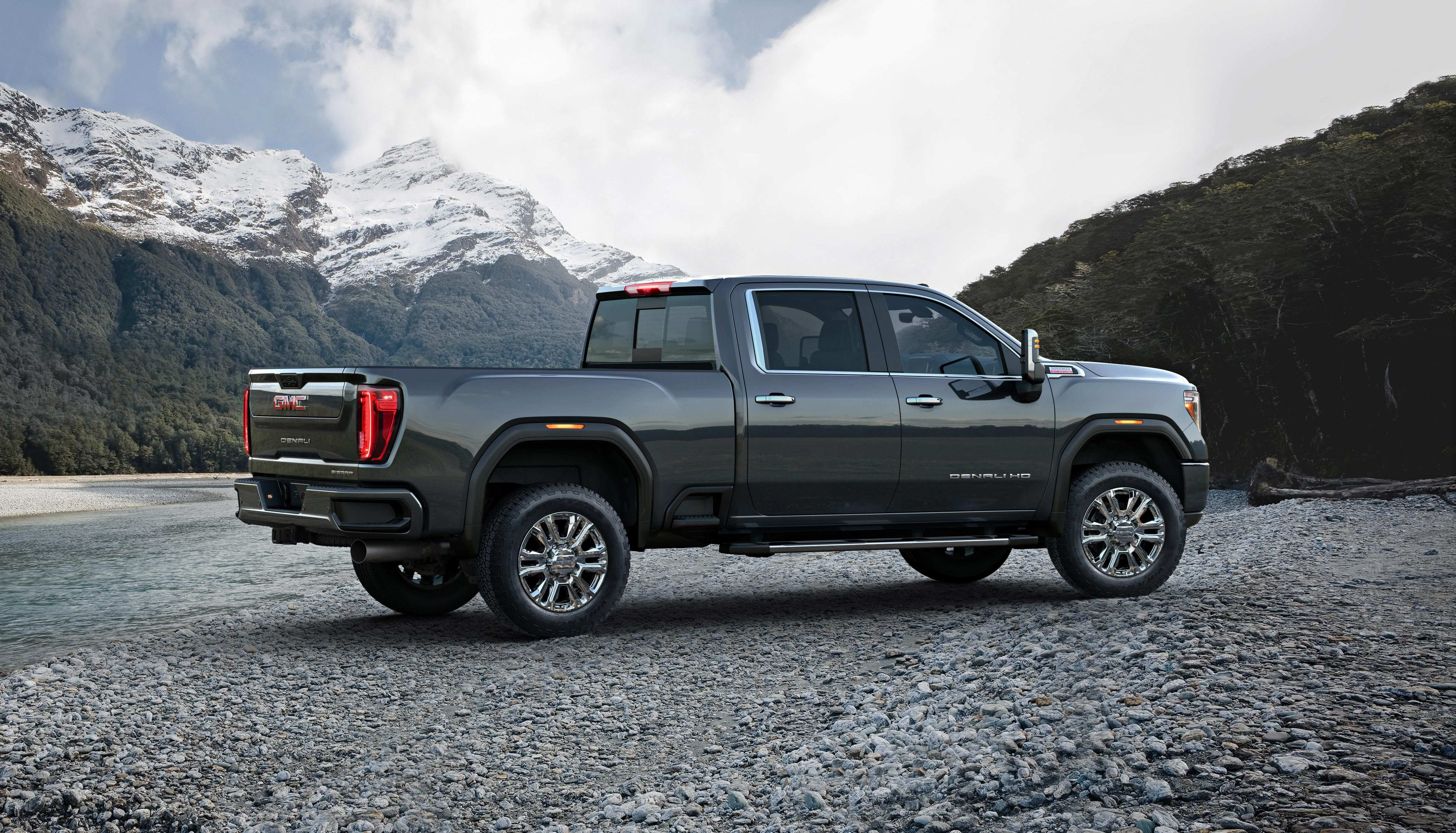 38 New 2020 Gmc 3500 Denali Price Redesign And Concept