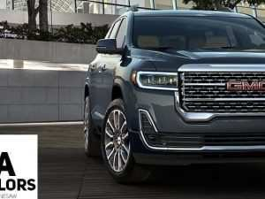 2020 Gmc Acadia Vs Chevy Traverse