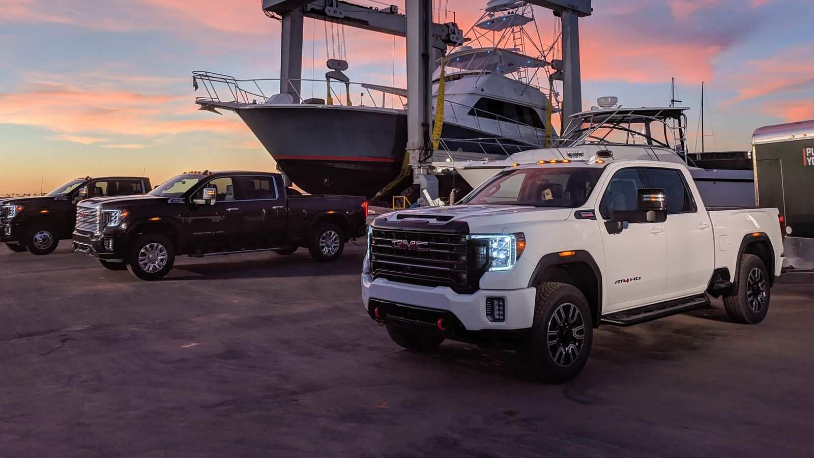 38 New 2020 Gmc Lineup Picture