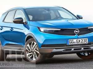 38 New Der Neue Opel Mokka X 2020 Review and Release date