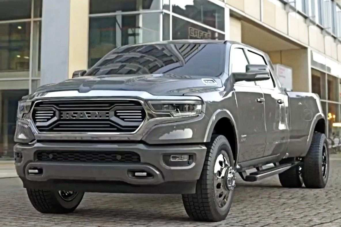 38 New Dodge Ram 3500 Diesel 2020 Review And Release Date