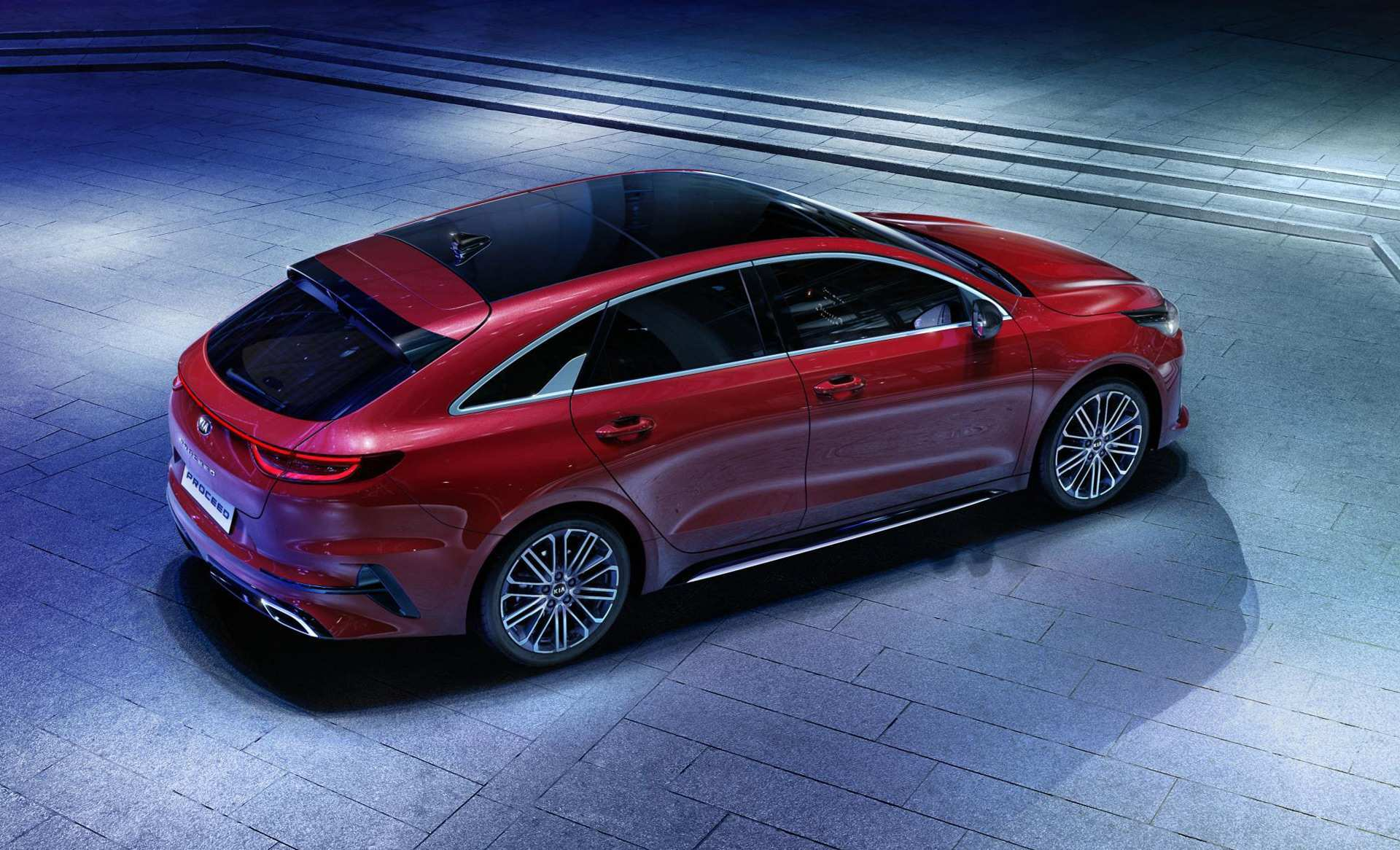38 New Kia Proceed 2020 Release Date and Concept