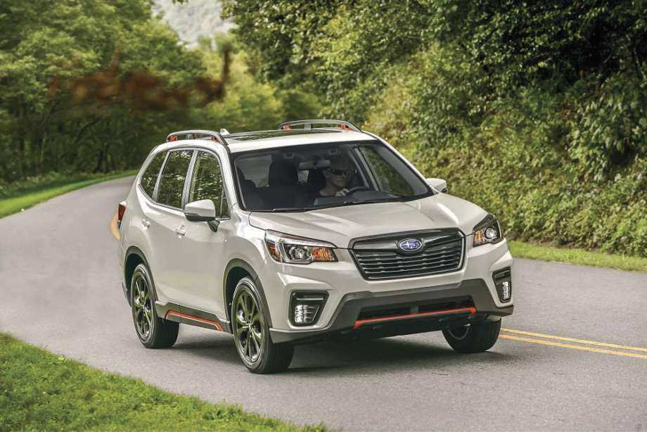 38 New Next Generation Subaru Forester 2019 Concept And Review