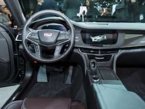 38 The 2019 Cadillac Ct8 Interior Photos