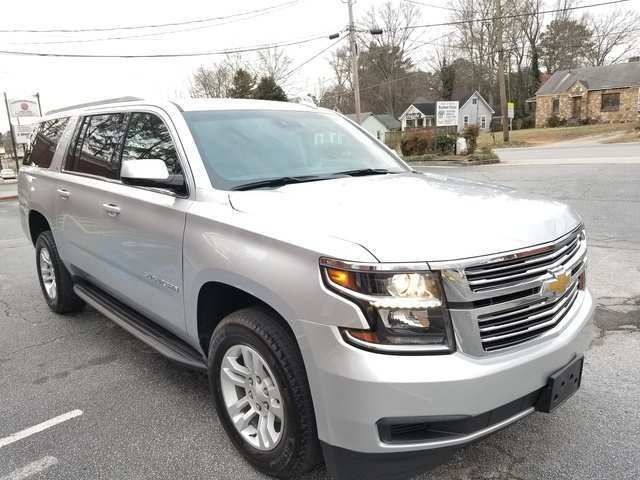 38 The 2019 Chevrolet Suburban First Drive