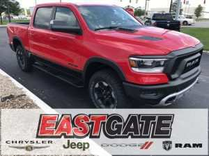 38 The 2019 Dodge 4X4 First Drive