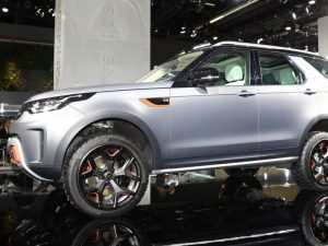 38 The 2019 Land Rover Discovery Svx New Concept