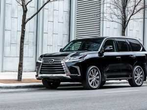 38 The 2019 Lexus Lx 570 Release Date Overview