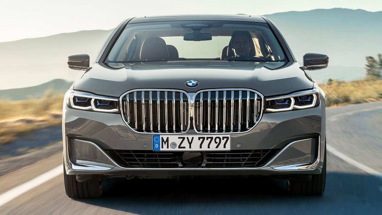 38 The 2020 BMW 750Li Price And Review