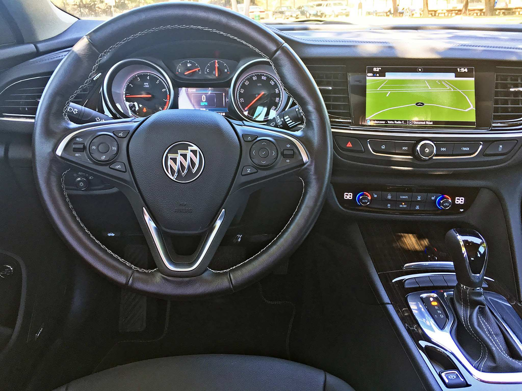 38 The 2020 Buick Tourx First Drive