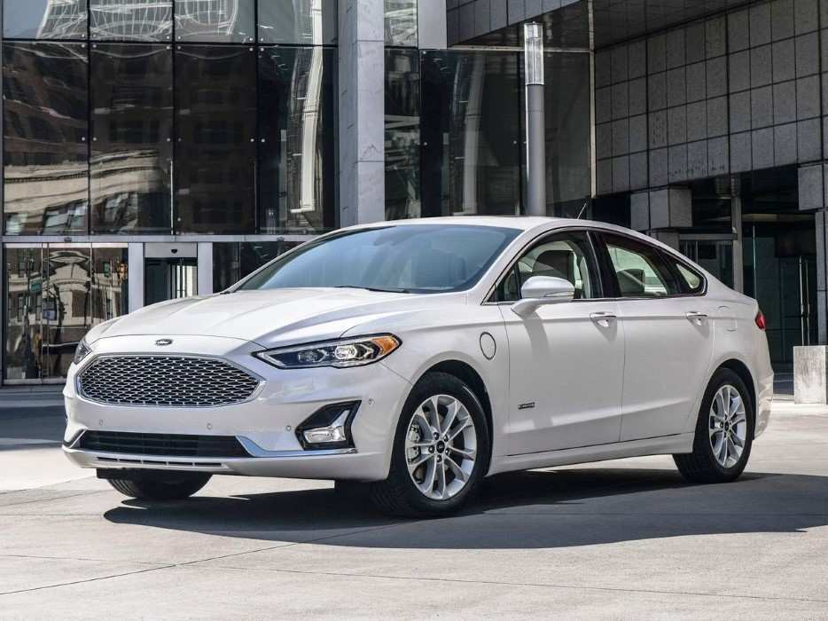 38 The 2020 Ford Fusion Redesign Specs and Review