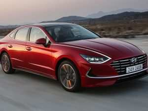 38 The 2020 Hyundai Sonata Limited Price and Release date