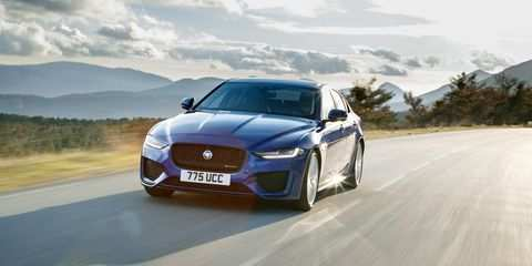 38 The 2020 Jaguar Xe Price and Review