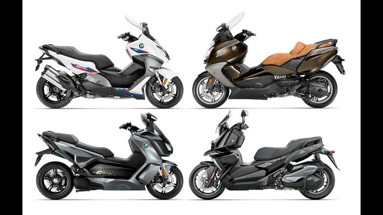 38 The BMW C650Gt 2020 Review