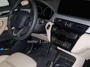 38 The BMW X1 2020 Facelift Spesification