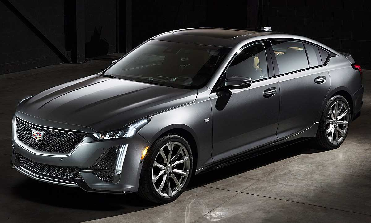 38 The Best 2019 Cadillac Ct5 Specs And Review