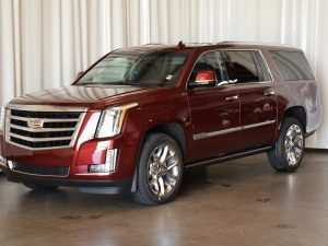 38 The Best 2019 Cadillac Escalade Price Redesign and Review