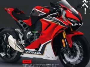 38 The Best 2019 Honda Cbr1000Rr Release