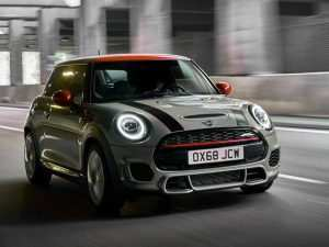 2019 Mini John Cooper Works Convertible 2