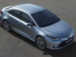 38 The Best 2019 New Toyota Corolla Images