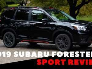 38 The Best 2019 Subaru Forester Sport Specs