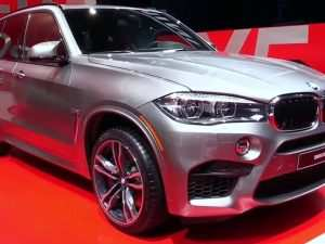 2020 BMW X5M Release Date