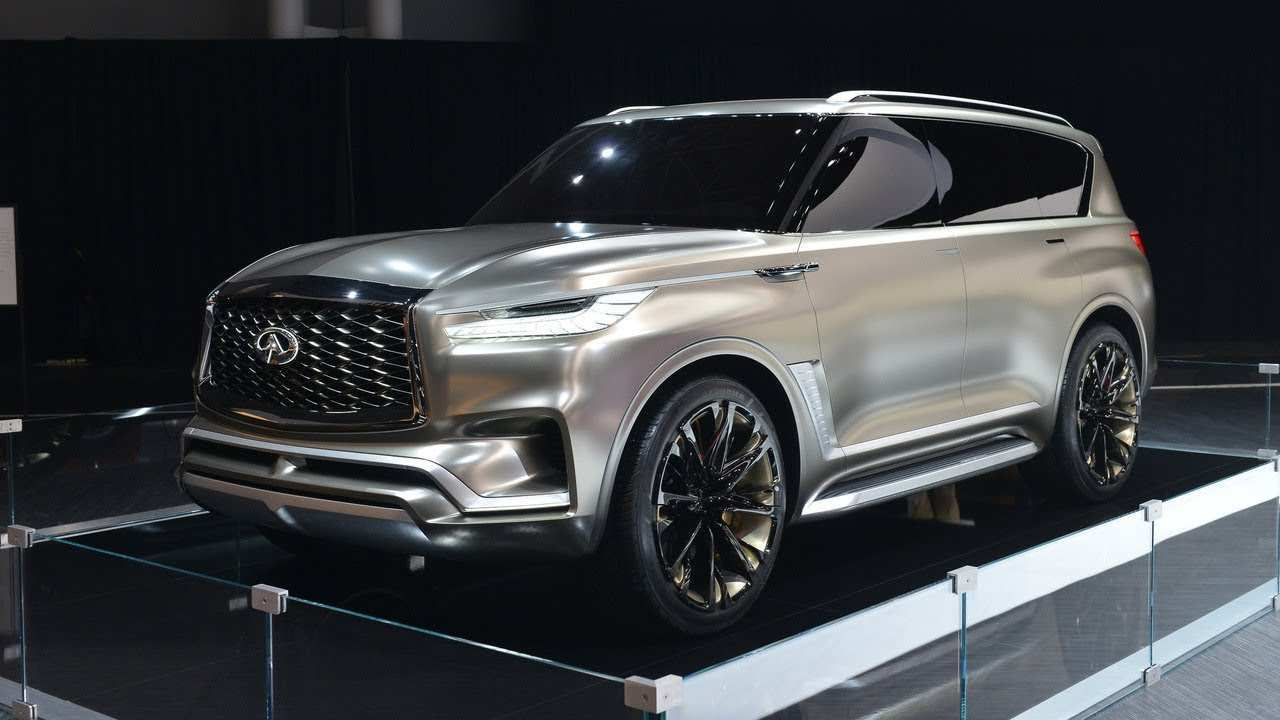 38 The Best 2020 Infiniti Qx80 New Body Style Concept And Review