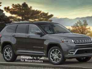38 The Best 2020 Jeep Grand Cherokee Release Date