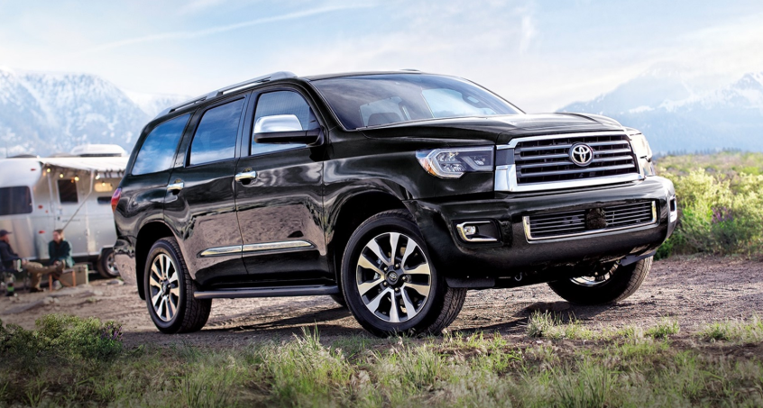 38 The Best 2020 Toyota Sequoia Spy Photos Picture