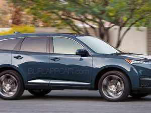 38 The Best All New Acura Mdx 2020 Spy Shoot