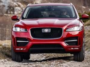 38 The Best Jaguar Suv 2019 New Concept