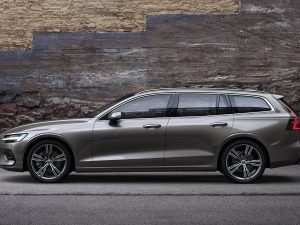 38 The Best New 2019 Volvo V60 Redesign and Concept