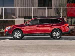 38 The Best Subaru Outback 2020 Release Date New Review