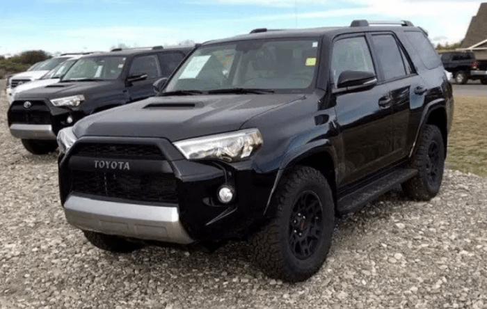 38 The Best Toyota 4Runner Update 2020 Configurations