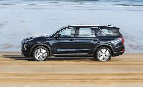 38 The Best When Will The 2020 Hyundai Palisade Be Available New Model And Performance
