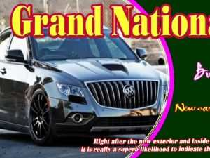 38 The Buick Grand National 2020 Interior