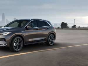38 The Infiniti Qx50 2020 Concept and Review