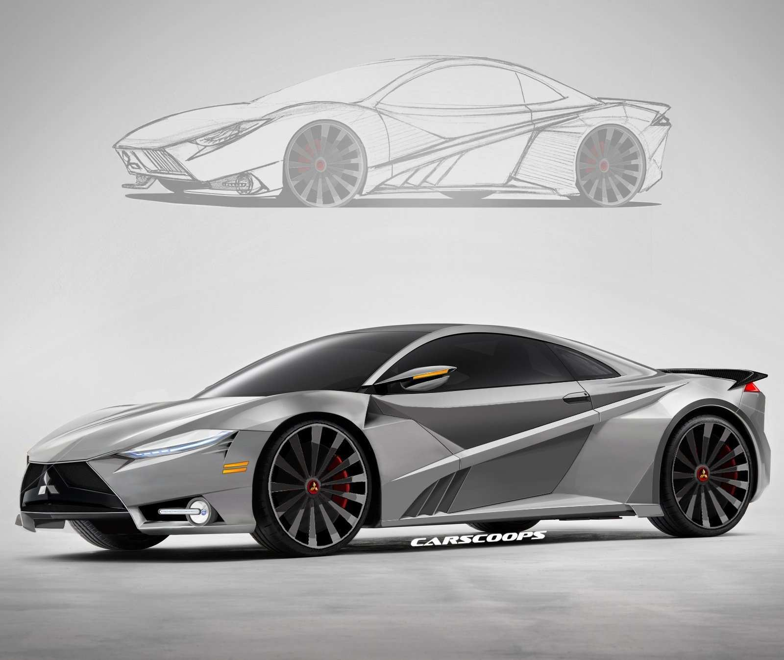 38 The Mitsubishi 3000Gt 2020 Performance And New Engine