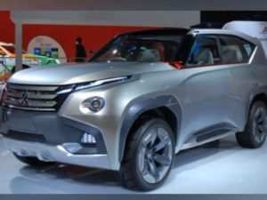 38 The Mitsubishi Shogun 2020 Ratings